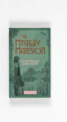 The Mystery Mansion: Storytelling Card Game - Magical Myrioramas