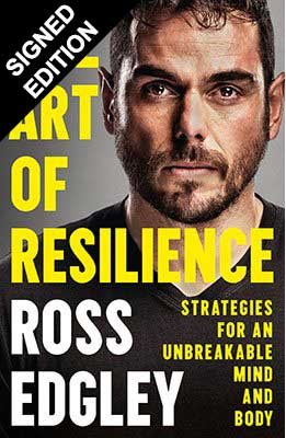 The Art of Resilience: Signed Edition (Hardback)