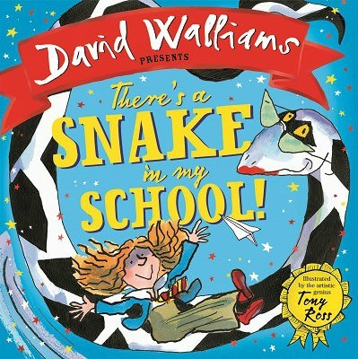 There's A Snake In My School! (Hardback)