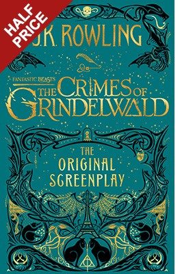 Fantastic Beasts: The Crimes of Grindelwald - The Original Screenplay (Hardback)