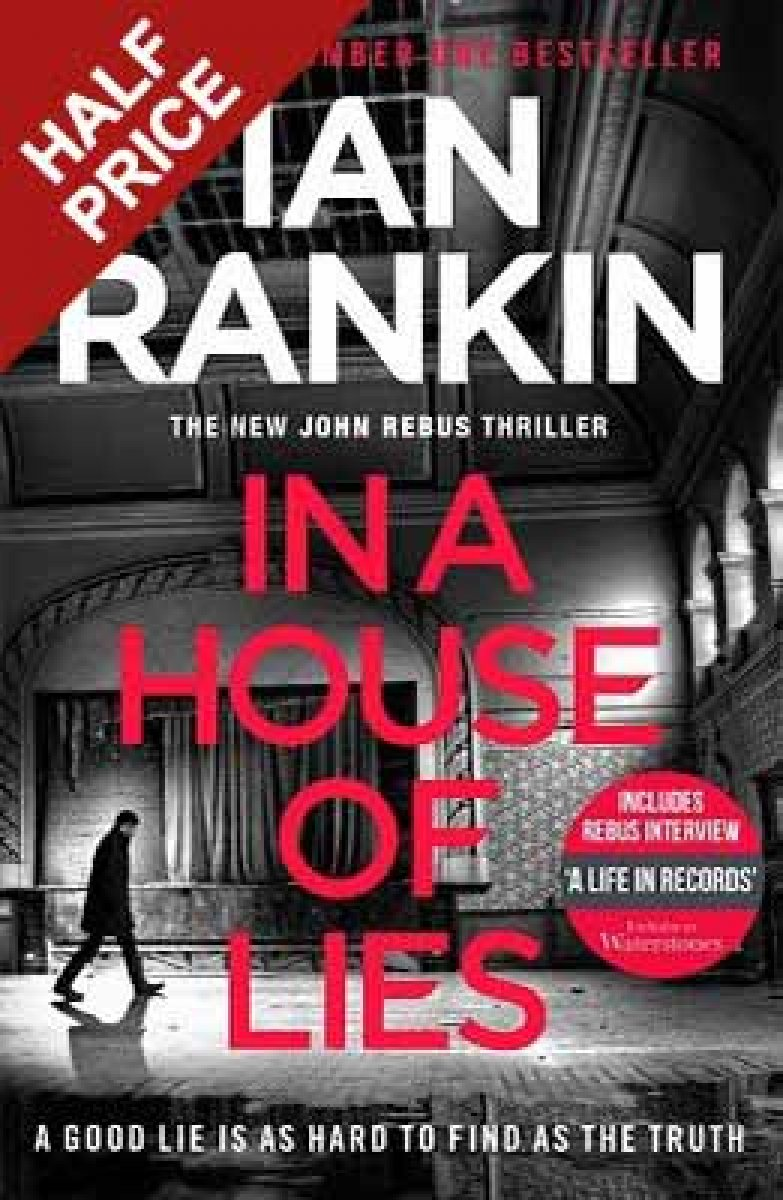 In a House of Lies (Hardback)