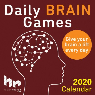 Daily Brain Games 2020 Day-to-Day Calendar by Happyneuron | Waterstones