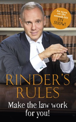 Rinder's Rules: Make the Law Work For You! (Hardback)