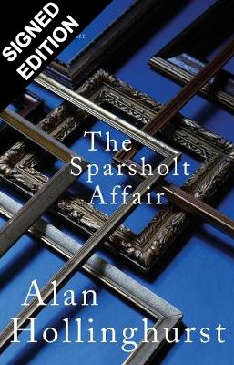 The Sparsholt Affair: Signed Exclusive Edition (Hardback)