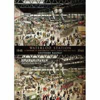 Waterloo Station 1000 piece Jigsaw Puzzle