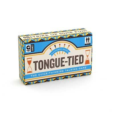 Tongue Tied Matchbox Game