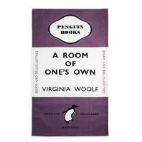 A Room Of One's Own Tea Towel