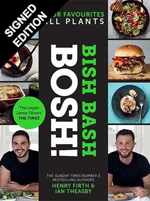 BISH BASH BOSH: Exclusive Signed Edition (Hardback)