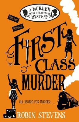 First Class Murder (Paperback)