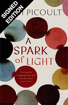 Cover of the book, A Spark of Light.